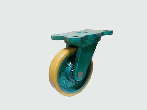 چرخ چدنی