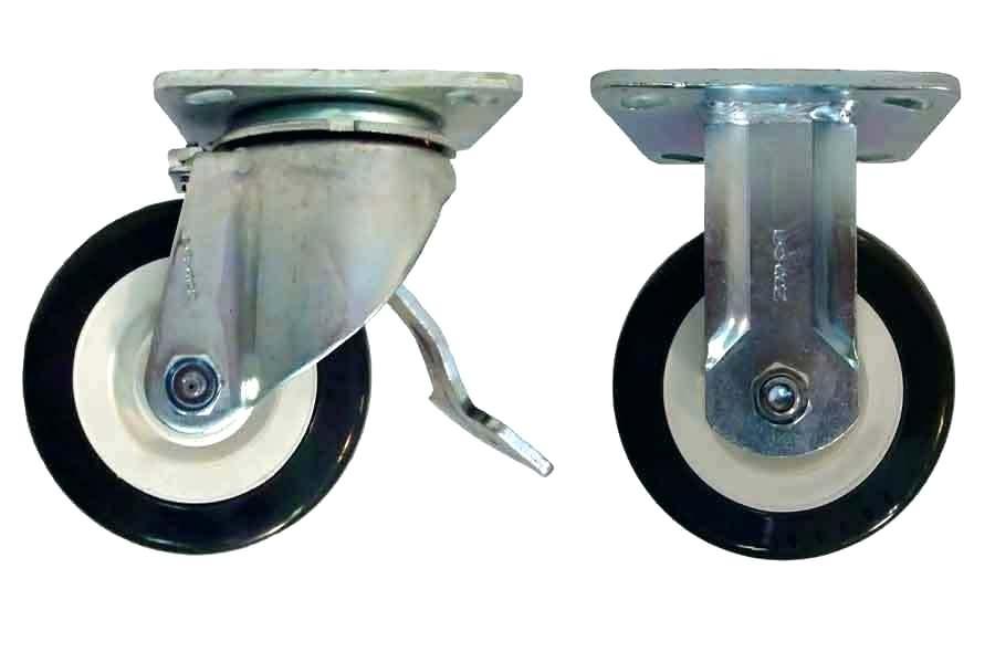 چرخ های پلی اورتان