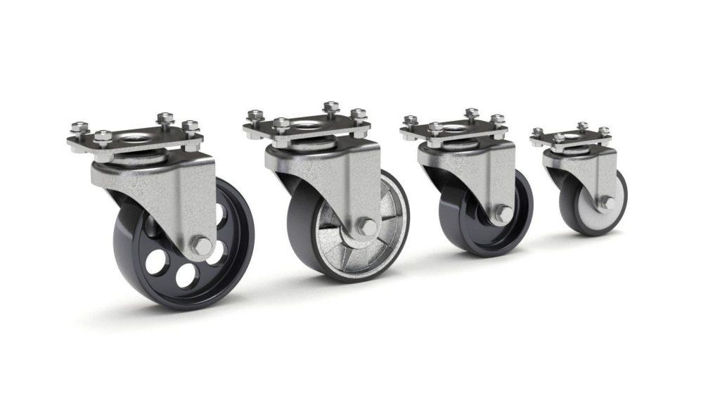 چرخ های چدنی